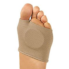 Metatarsal Sleeve : Ball of Foot Pain Relief : Foot Health : Footsmart