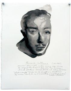 Bekijk drie nieuwe portretten van Marlene Dumas - protest tegen Poetin - nrc.nl