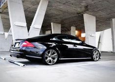 Mercedes-Benz CLS Ready for that foregin