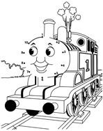 Henry the train colouring pages page 2 thomas the for Henry the train coloring pages