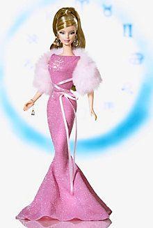 <em>Libra</em> Barbie® Doll