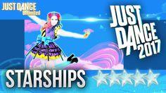 Just Dance 2017: Starships by Nicki Minaj - 5 stars
