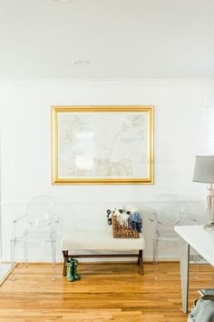 Boho Coastal Living Room Reveal