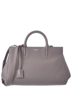 40e3634f1dfc small cabas rive gauche bag in beige grained leather