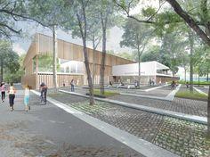 Realisierungswettbewerb zur funktionalen und baulichen Ertüchtigung des Wasserparks / töpfer bertuleit architekten