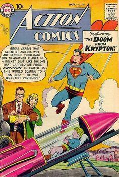 Action Comics #246  ®