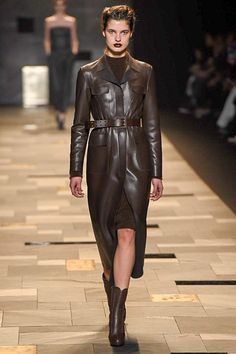 See the complete Trussardi Fall 2015 Ready-to-Wear collection.