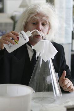 Hans professor
