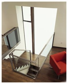 201 Guerrero Staircase - contemporary - staircase - san francisco - Winder Gibson Architects
