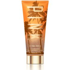Victoria's Secret Coconut Mango 2-in-1 Wash & Scrub ($18) ❤ liked on Polyvore featuring beauty products, bath & body products, body cleansers, beauty, makeup, white and victoria's secret