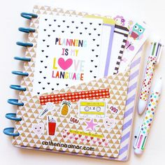 catherina.amor: Happy Planner pockets.