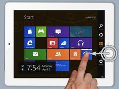 Windows 8 su iPad grazie a Splashtop