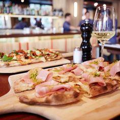 Pizza wie in Italien im Restaurant-Tipp Riva in Schwabing in München | CREME GUIDES #restaurant #tipps #münchen #pizza #cremeguides #geheimtipp #lunch