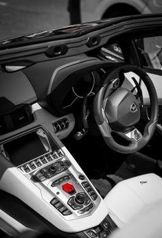Lamborghini - Interior