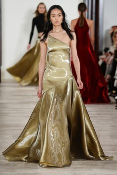 10 runway gowns we want to see at the Oscars (and who'd rock them) | Fashion | FASHION Magazine |