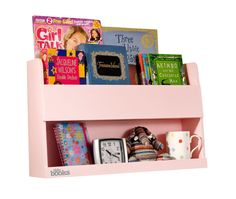 Tidy Books Bunk Bed Buddy - Pink