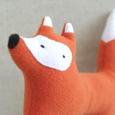 FOX  MIMI+liška Dinosaur Stuffed Animal, Fox, Animals, Animales, Animaux, Animal, Animais, Foxes