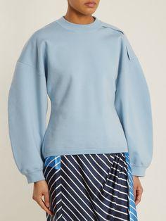 Sculpted wool sweater | Tibi | MATCHESFASHION.COM