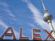 Alex in Berlin. Great shot!
