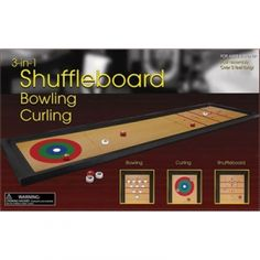 Westminster 3-In-1 Shuffleboard Game - Mills Fleet Farm