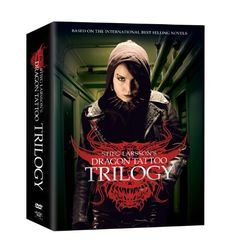 The Stieg Larsson Trilogy (The Girl with the Dragon Tattoo / The Girl Who Played With Fire / The Girl Who Kicked the Horne... $59.99