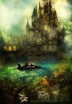 The Elfin Child - Castelo das fadas.