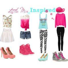 Little Mix fashion