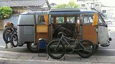 Fat bike & combi