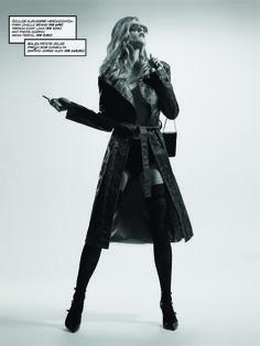 Escarlate - Notícia - Dia-a-Dia Revista Editorial, Style, Fashion, Scarlet, Fashion Editorials, Winter Time, Swag, Moda, Fashion Styles
