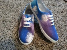 Galaxy shoes!