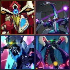 The Four Dimension Dragons In Yu-Gi-Oh! Arc V: Which To Me Symbolizes My Interest In Yu-Gi-Oh! Combined With Other Interests Of Mine (Such As Transformers, Halo, MARVEL Comics, Jackass, Imagine Dragons, HIM, Linkin Park & Breaking Benjamin) 1. Orange: Odd-Eyes Pendulum Dragon (Used By Yuya Sakaki). 2. Magenta: Dark Rebellion Xyz Dragon (Used By Yuto). 3. Blue: Clear Wing Synchro Dragon (Used By Yugo). 4. Violet: Starve Venom Fusion Dragon (Used By Yuri).  #yugioh #yugioharcv #4 #dragons