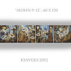 ❀http://ow.ly/sTLVQ❀ #dawanda ❀http://etsy.me/1pK4LKW❀ #etsy  #Mohnblumen #KUNST #MALEREI #GEMÄLDE #81ks #IloveS