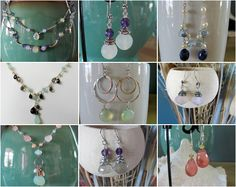 check out my Etsy store for one of kind artisan jewelry: https://www.etsy.com/shop/JewelsByFairy?ref=hdr_shop_menu