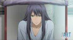 Hakkenden: Touhou Hakken Ibun, Anime Boys, Inuzuka Shino