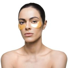 Acne is a sometimes embarrassing skin problem that disturbs untold numbers of people. Learn more about my home acne treatment. Gold Eye Mask, Gold Eyes, Tumeric For Acne, Tumeric Face, Skin Care Masks, Eye Masks, Collagen Skin Care, Under Eye Mask, Natural Acne Remedies