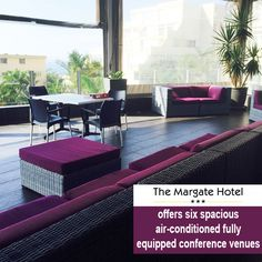 Margate Hotel, Plan A, How To Plan, Outdoor Furniture Sets, Outdoor Decor, Business Travel, Corporate Events, Conference, Coast