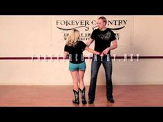 ▶ Instructional Country Swing Dancing - Basic Dip - YouTube
