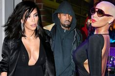 Kim Kardashian's worst nightmare is about to become a terrifying reality. According toRadarOnline reports: Her husband's ex, Amber Rose, will