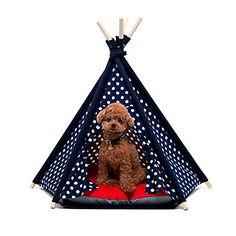 1000 images about unique beds for pets on pinterest diy for Dog tipi diy