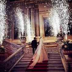 magical moment at Ciragan Palace  (Ciragan Palace Kempinski Istanbul, Turkey ) #cpkempinski #ciraganpalace #ciraganpalaceweddings