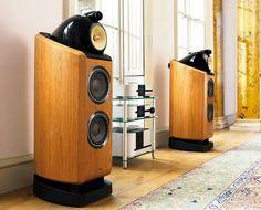 B 800 Diamond Speakers