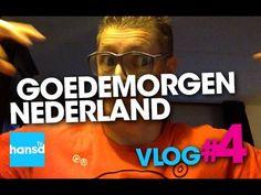 Goedemorgen Nederland Vlog 4 - HansD - meerval - bumper kleven - milieu