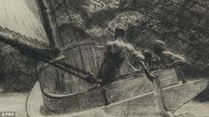 edward hopper etchings   Edward Hopper etching to Antiques Roadshow to find he had $250,000 ...