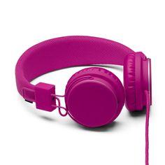 UNITE : Urbanears Plattan Raspberry Headphones - 04090500 Urbanears Plattan Raspberry Headphones