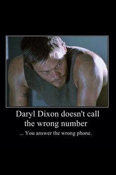 Daryl Dixon. The Walking Dead.
