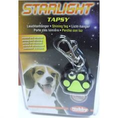 Nobby Flashing Pet Tag Tapsy Shining And Reflective Too With Hook And Clip Listing in the Collars, Leads, Muzzles & Tags,Dogs,Pets,Home & Garden Category on eBid United Kingdom | 143985352