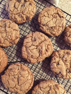Whole Wheat Chocolate Chip Cookies - the (healthy?) cousin to your classic favourite! Healthy Chocolate Chip Cookies, Healthy Cookies, Child, Snacks, Cake, Classic, Sweet, Party, Desserts