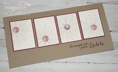 Blog Hop – Blumenvariationen, Gänseblümchengruss, InColors, Stampin' Up!, scraphexe.de