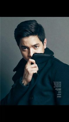 Alden Richards graces cover of Garage Magazine December 2015 Maine Mendoza, Alden Richards, Tv Awards, Prom Queens, Wedding Film, Mean Girls, Hd Photos, Singer, Actors