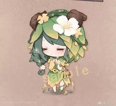 Identity V: Chibi Priestess V Chibi, Anime Chibi, V Cute, Cute Art, Character Art, Character Design, Fanart, Rpg Horror Games, Identity Art